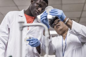 Students Engage in Research in Summer Bridge Program
