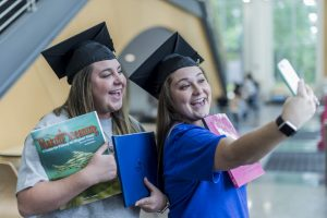 Best Friends Earn Early College Degrees Together
