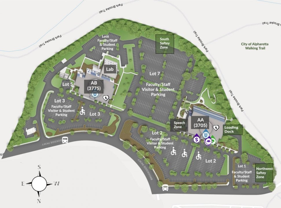 alpharetta-color-campus-map